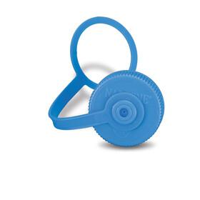 Nalgene Deckel Weithalsflasche 500ml, Ø53/43mm, blau